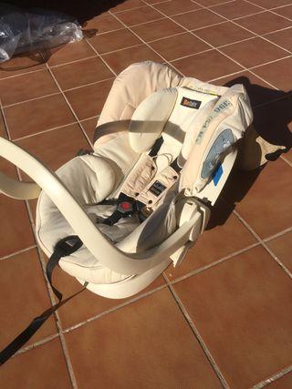 Silla coche bebé Grupo 0 - Besafe IZI Slepp