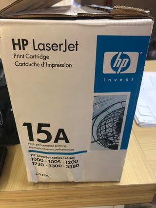 Tinta impresora nuevo