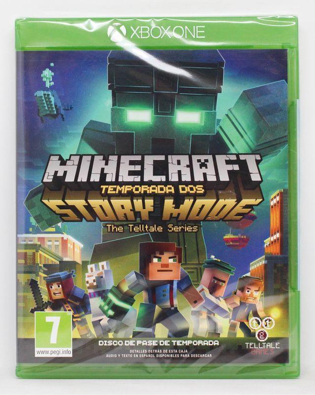 Minecraft Story Mode Temporada 2 XBOX One nuevo