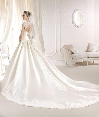 vestido de novia talla 40 de segunda mano en valladolid en wallapop