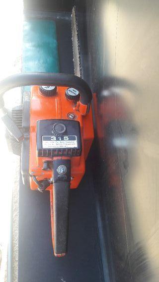 Motosierra Echo 315