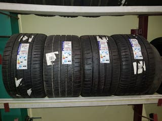 Michelin piloto super Sport 295 30 19