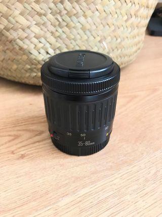 Objetivo Canon 35-80mm af