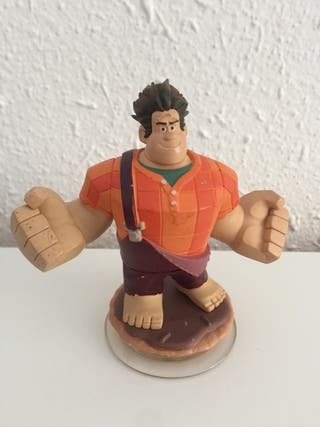 Figura Disney Infinity Rompe Ralph
