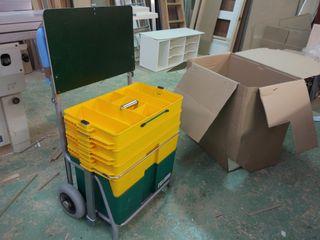 Caja de herramientas profesional