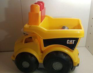 Camión bebé megabloks