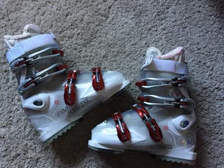 Botas esquí mujer Rossignol muy buen estado