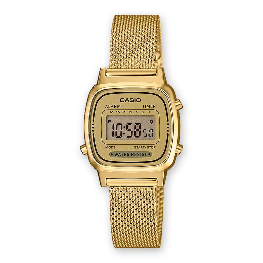 be6f5705e159 Reloj Casio Vintage Mini LA670WEMY-9EF Dorado - España - Reloj Casio nuevo  a estrenar