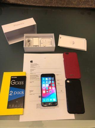 Iphone 6S 16gb LIBRE con factura