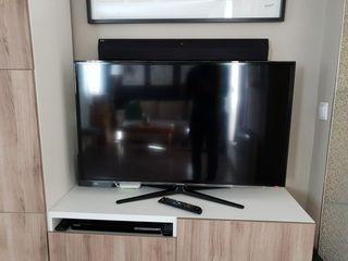 Televisor Smart TV 3D Samsung 46'