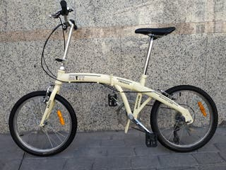Bicicleta plegable Gotty