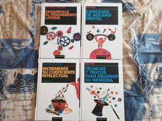 Libros de desarrollo mental