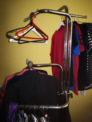 Burro para ropa