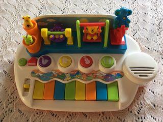 Juguete Segunda Por Mano Piano Toys'r'us € En 5 Del Musical De qVpGSMULz