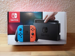 Nintendo Switch NUEVA A ESTRENAR