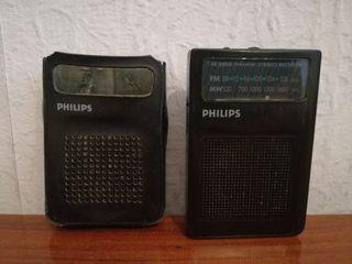 Antigua Radio Pequeña Philips (NO FUNCIONA)
