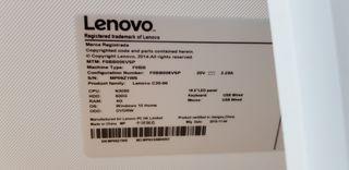 Ordenador Lenovo ALL IN ONE