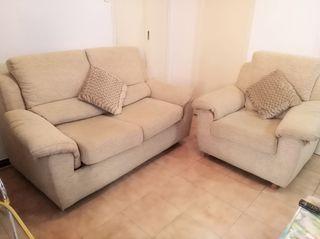 Sofá/cama + sofá