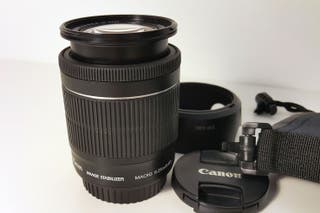 Canon EFS 18-55 IS STM Objetivo Zoom
