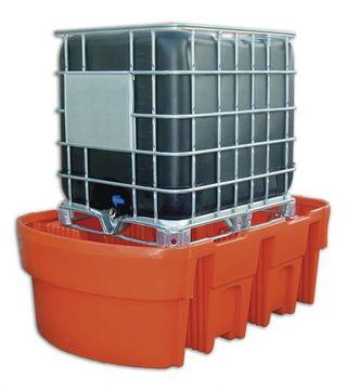 Cubeto Retención 1 GRG - IBC 1000 lts
