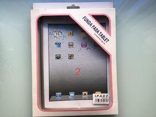 Funda silicona iPad 2