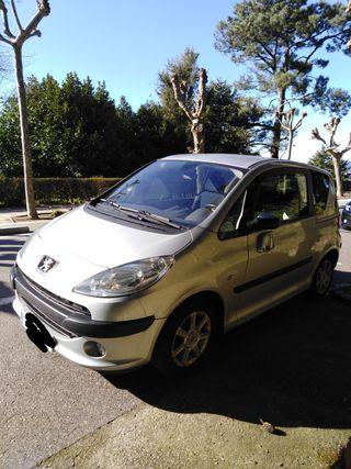 Oportunidad Peugeot 1007