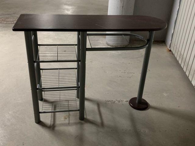 Mesa barra cocina de segunda mano por 50 € en Huétor Tájar en WALLAPOP