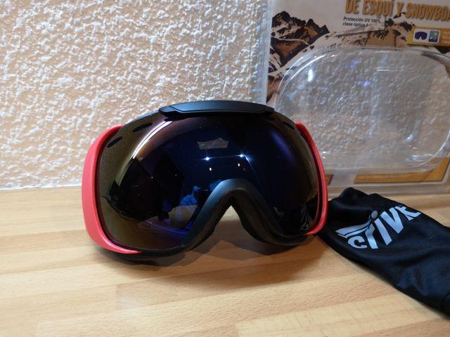 Gafas de Nieve a Estrenar