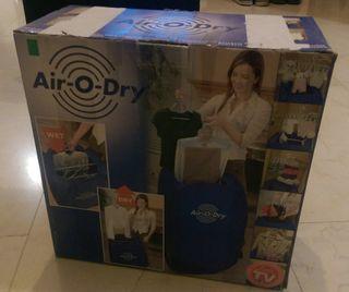 Secadora portátil Air-o-Dry
