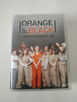 ORANGE IS THE NEW BLACK: TEMPORADAS 1-4