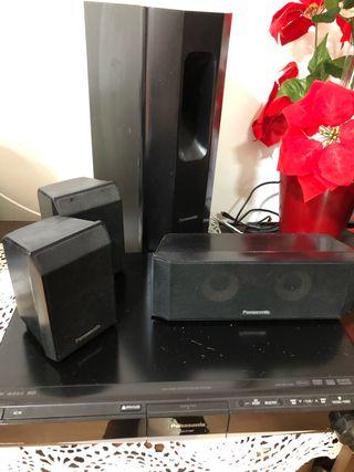 Panasonic Equipo de música