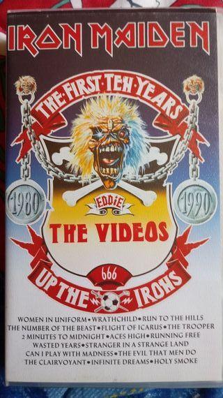 Iron Maiden, The videos