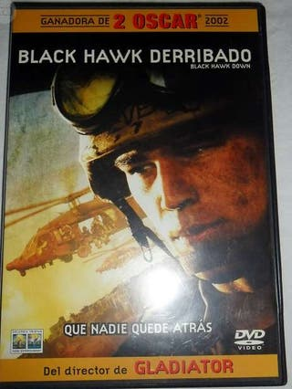 DVD Película - Black Hawk Derribado