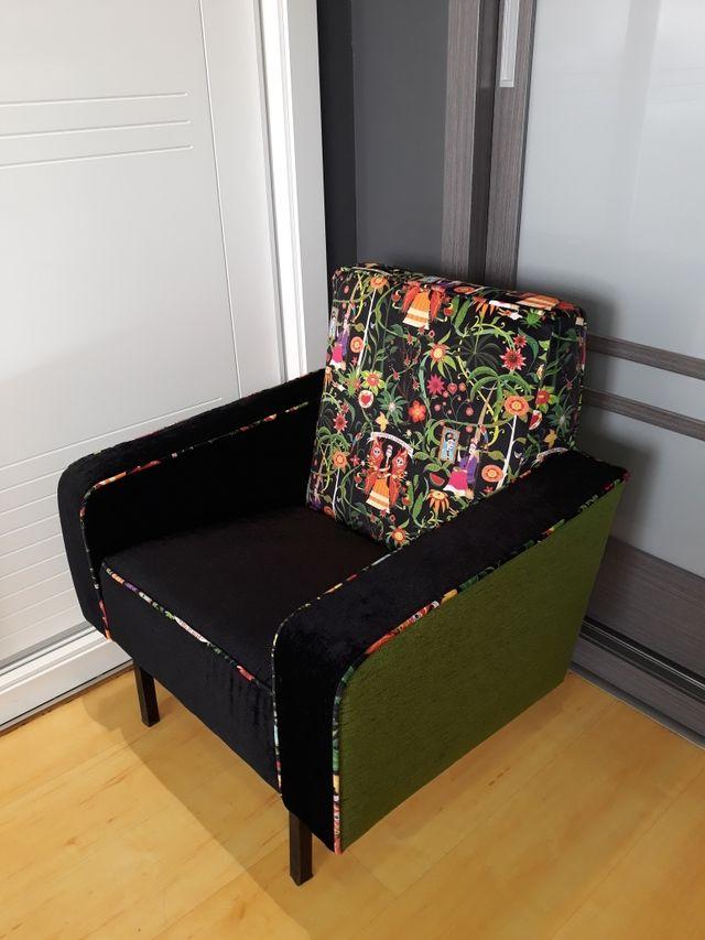 Butaca sillón Frida Kahlo