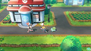 Pokemon lets go: Pikachu