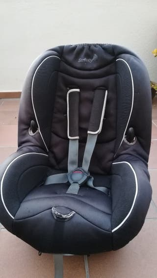 Silla coche 9-18 kg. Safety first