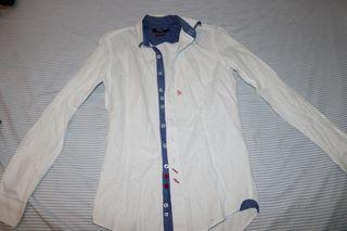 Camisa blanca Fórmula Joven