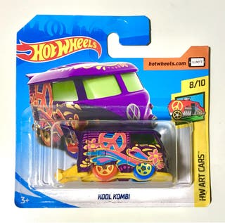HOT WHEELS Vw Kool Kombi TREASURE HUNT