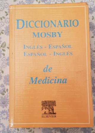 Mosby Dictionary of Medicine