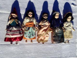 Muñecas coleccion