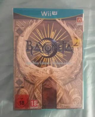 Bayonetta 2 - First Print Edition