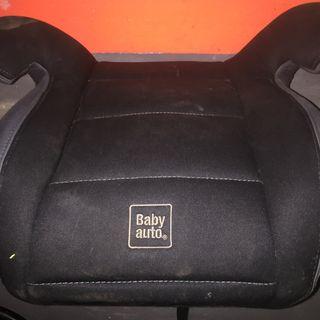 Alzadle de coche para niño ..