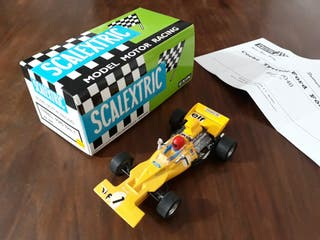 Scalextric. tyrrell Ford exin