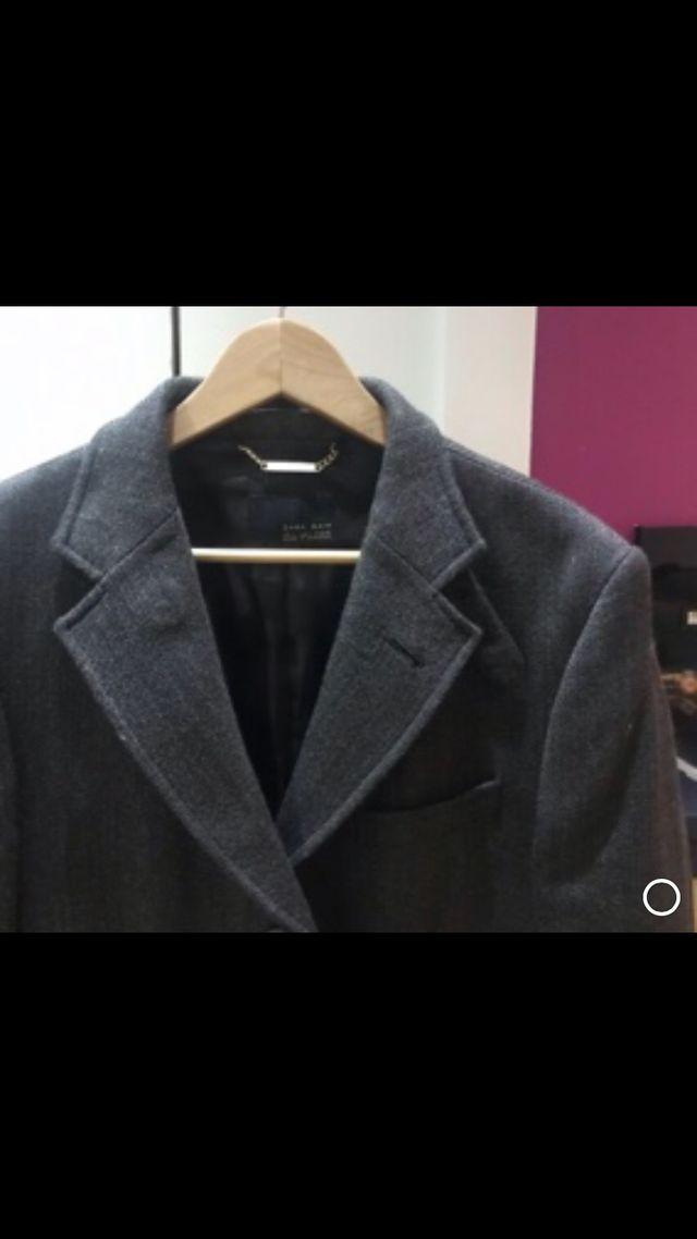 Se vende abrigo de vestir 3 4 de Zara de segunda mano por 90 € en ... 1ed5067e1ea3