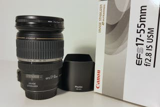 Canon 17-55 mm IS USM Objetivo Zoom