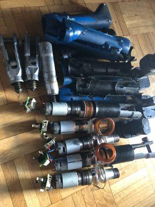 Reparación de prensas uponor Klauke
