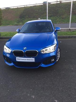BMW serie 1 pack m 2016