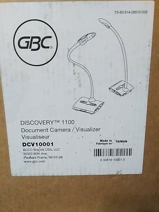 Proyector GBC, Discovery 1100