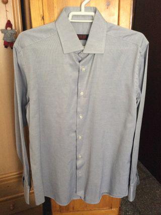 REBAJAS Camisa de vestir de hombre
