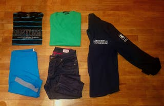pack ropa hombre negociable